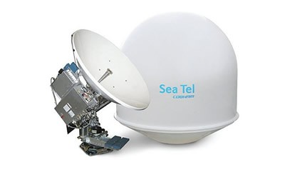 Seatel Marine VSAT Antenna