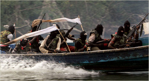 Somali Pirate Boat