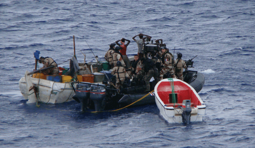 combatting piracy