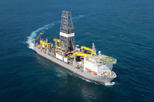 hyundai champion drillship