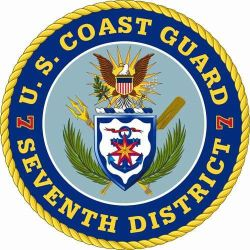 USCG, district 7