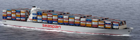Seaspan containership DNV