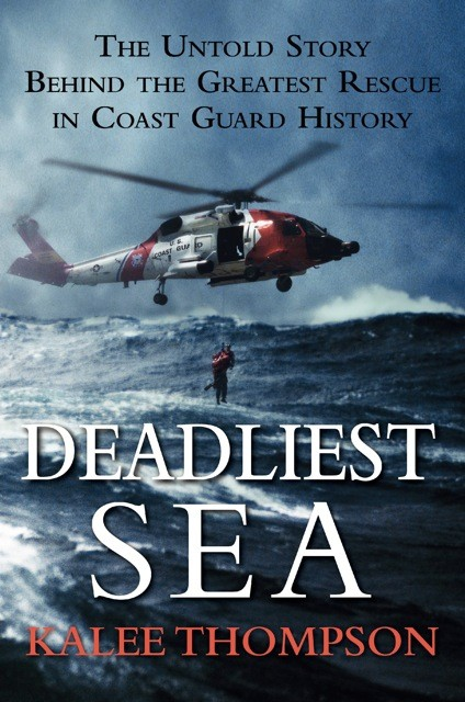 Deadliest Sea rescue kalee thompson high seas alaska ranger
