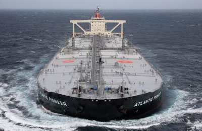 Atlantic Pioneer crude oil tanker