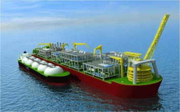 Shell Floating LNG