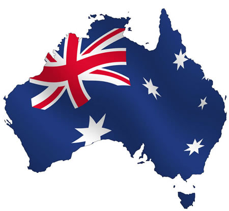 Australia flag