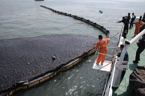 bohai bay oil spill china conocophillips cnooc