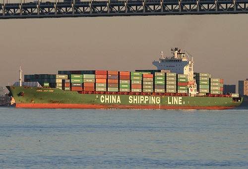 Photo: CSCL NEW YORK via Flickr, (c) Tom Turner