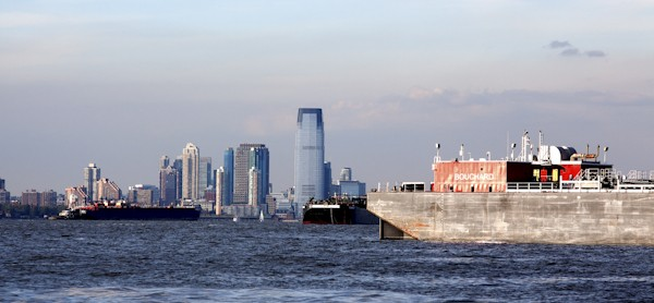 New York Harbor Bouchard