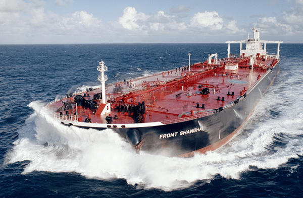 Front Shanghai Frontline Tankers VLCC Crude oil tanker
