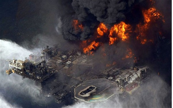 Deepwater Horizon disaster BP Transocean oil spill blowout