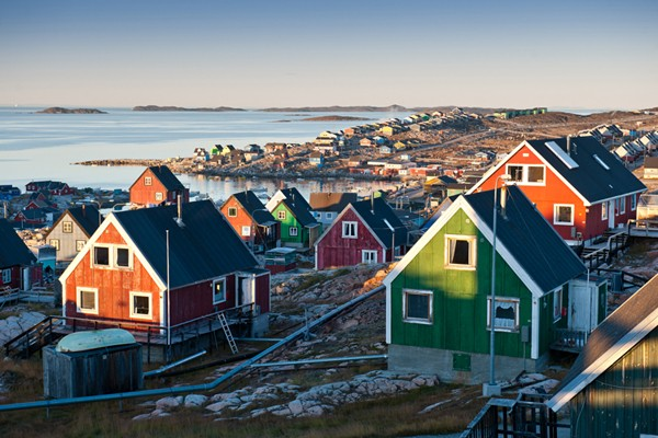 Aasiaat greenland 