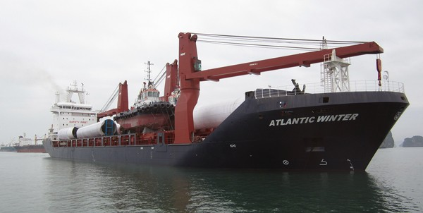 atlantic winter heavy lift