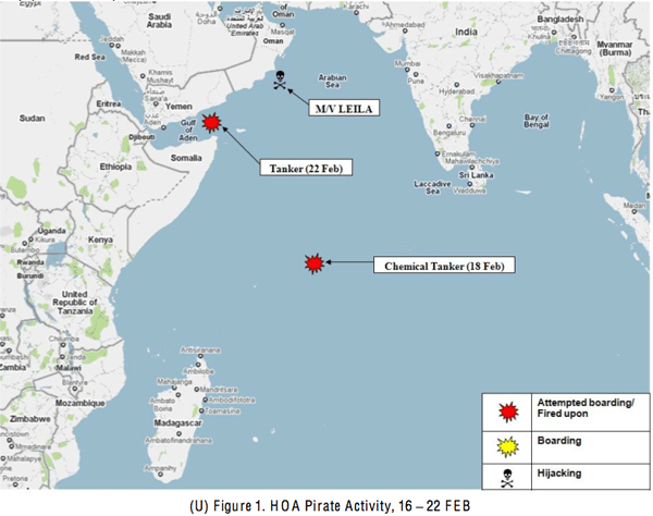 indian ocean hijacking position