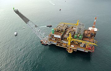 exibe petrobras offshore production