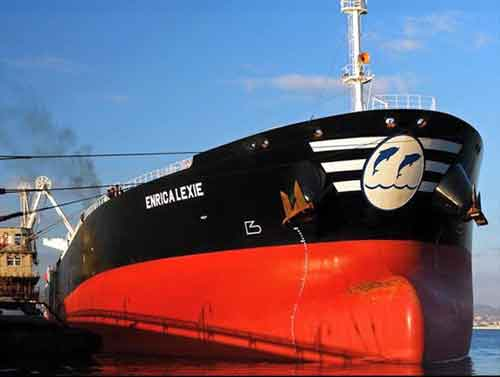 M/V Enrica Lexie embroiled in controversy over the killing of two Indian fisherman that were mistaken for pirates by an Italian Navy security detail.