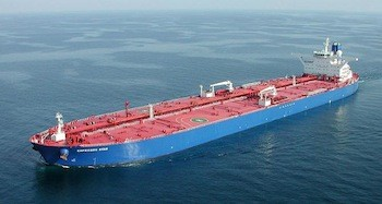 Vela&#039;s Capricorn Star VLCC
