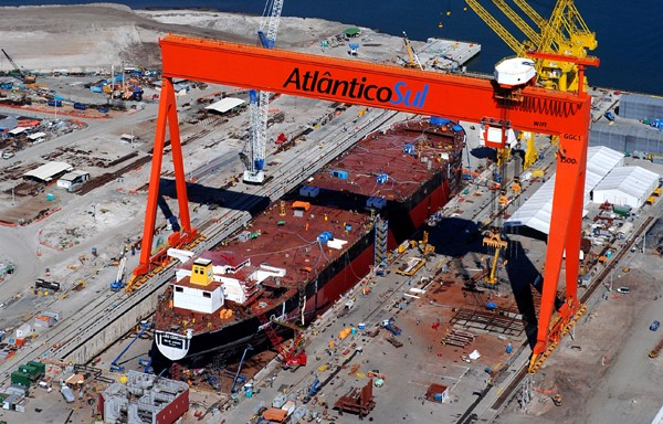 estaleiro atlantico shipyard