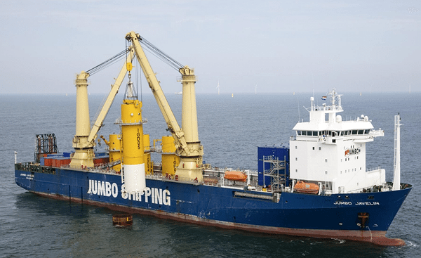 jumbo javelin - Wind Farm Heavy Lift