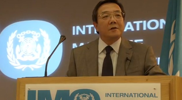 IMO Secretary-General Koji Sekimizu