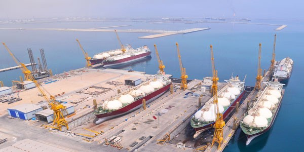 LNG carriers Qatar Nakilat-Keppel Offshore &amp; Marine
