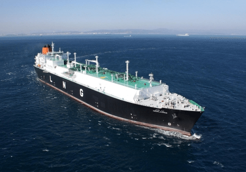 In February, Hyundai Heavy received an order for 4 LNG carriers and 1 FLNG unite worth US $1.1 billion but proved to be not enough for the world's largest shipbuilder.  This 177,000 cbm LNG carrier, named Abdelkader, was selected as a 'Significant Ships of 2010'.