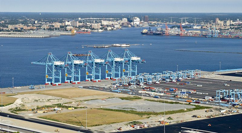 apm terminals portsmouth virginia