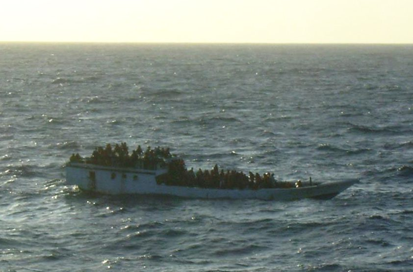 amsa bison express sinking australia christmas island