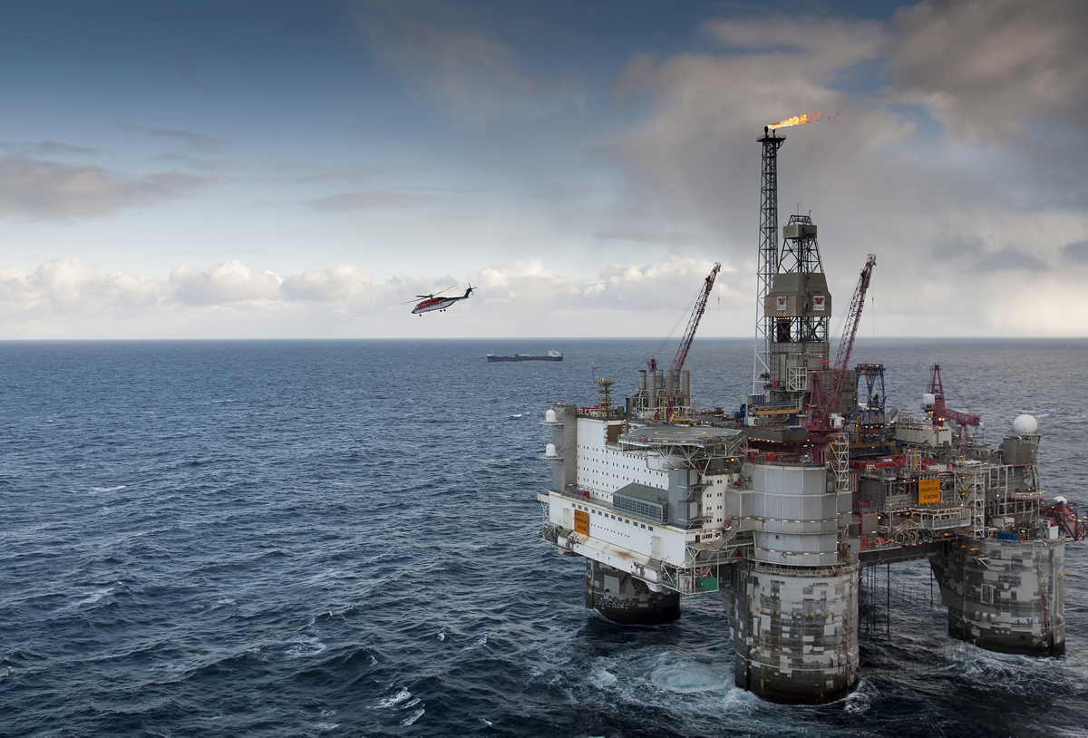 Heidrun Photo Øyvind Hagen Statoil