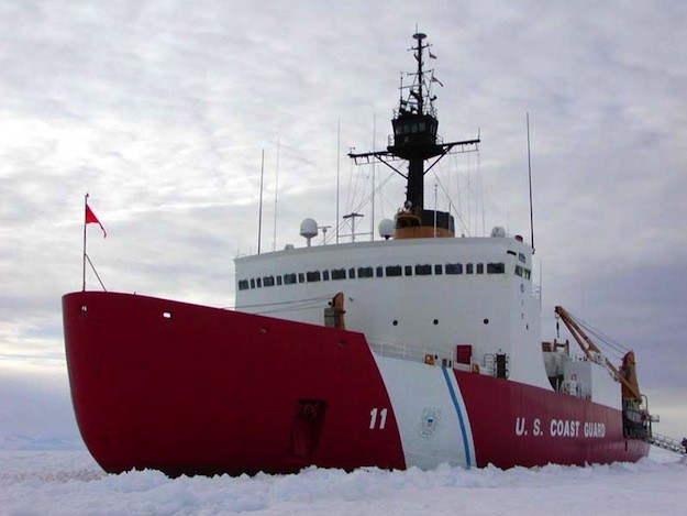 The USCGC Polar Sea (WAGB-11)