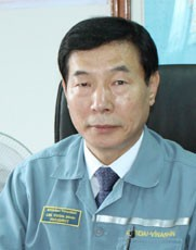 Lee Young Hoon, President and CEO of Hyundai Vinashin