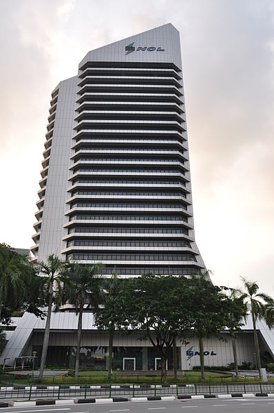 NOL headquarters in Singapore
