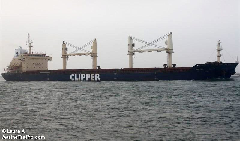 mv clipper glory