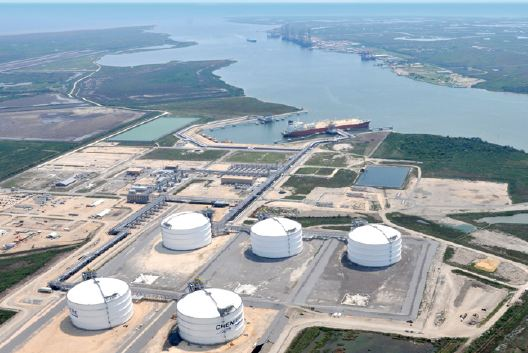 sabine pass lng cheniere bechtel