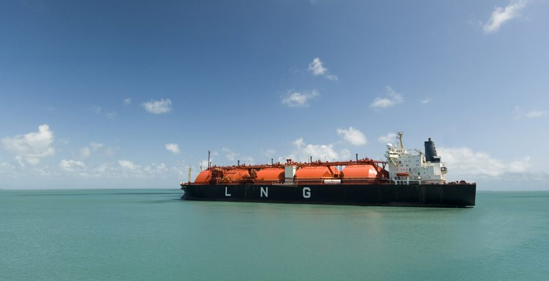 lng ship carrier liquefied natural gas
