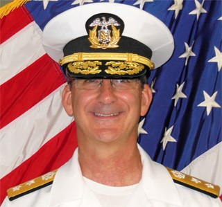 Rear Admiral James A. Helis, USMMA Superintendant
