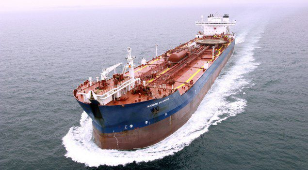 navion scandia shuttle tanker teekay