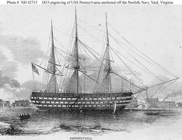 uss pennsylvania 