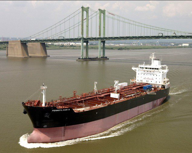 Aker pennsylvania product tanker jones act