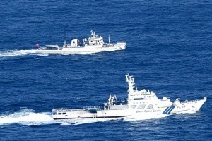 Cina Coast Guard Cutters