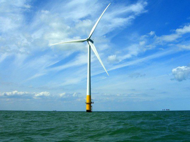 Scotland Offshore Wind Farm Test Center