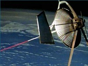 Laser Internet Satellite