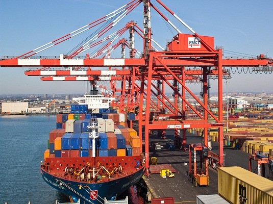 port of newark container terminal pnct