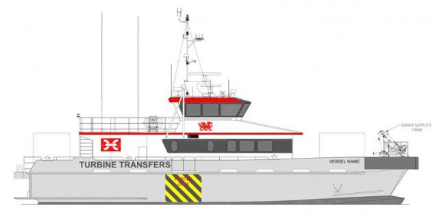 turbine transfers austal