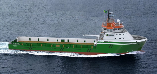 UT 775 SE rolls-royce platform supply vessel