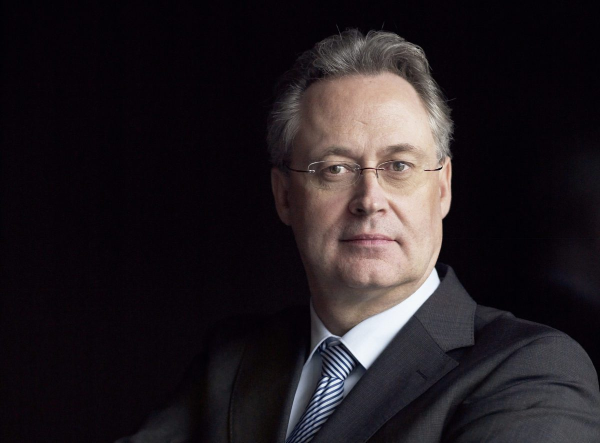 Peter Berdowski ceo boskalis