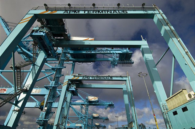 apm terminals los angeles