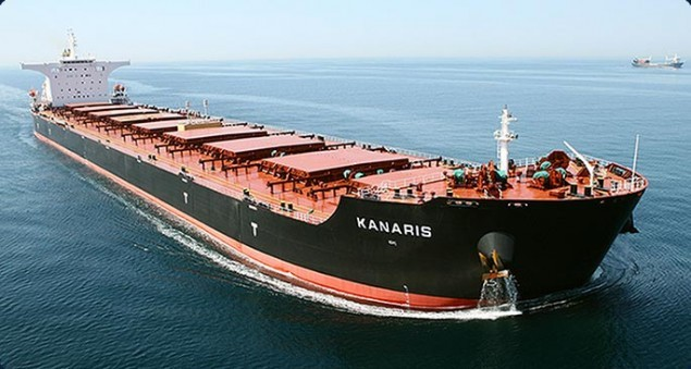 capesize bulk carrier kanaris