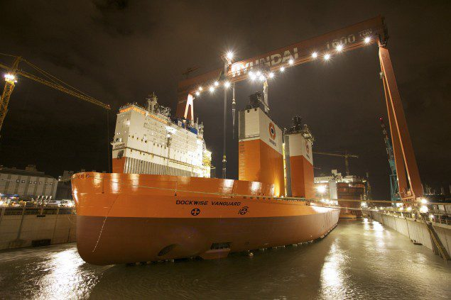 dockwise vanguard 