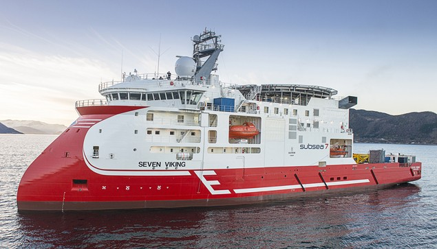 seven viking ulstein subsea 7